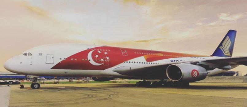 Billig Flüge bei Singapore Airlines Buchen