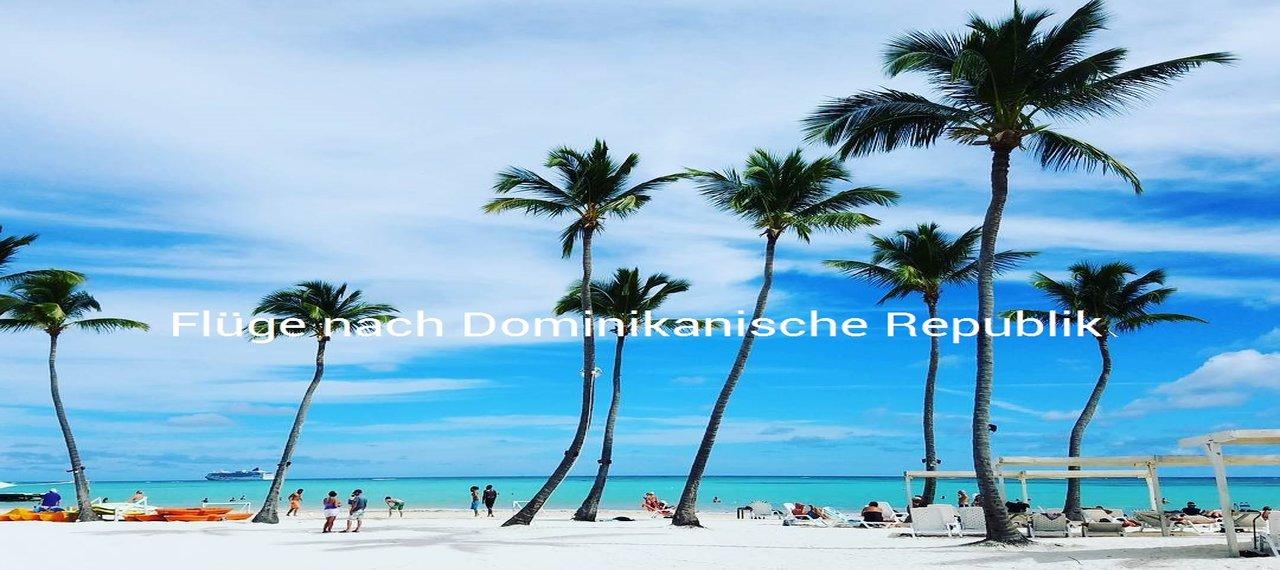 Flüge ab Zürich nach Dominikanische Republik Günstige Fluge Buchen