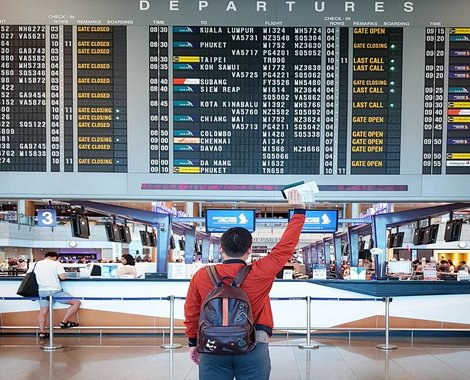 Flüge von Zürich nach Singapore
