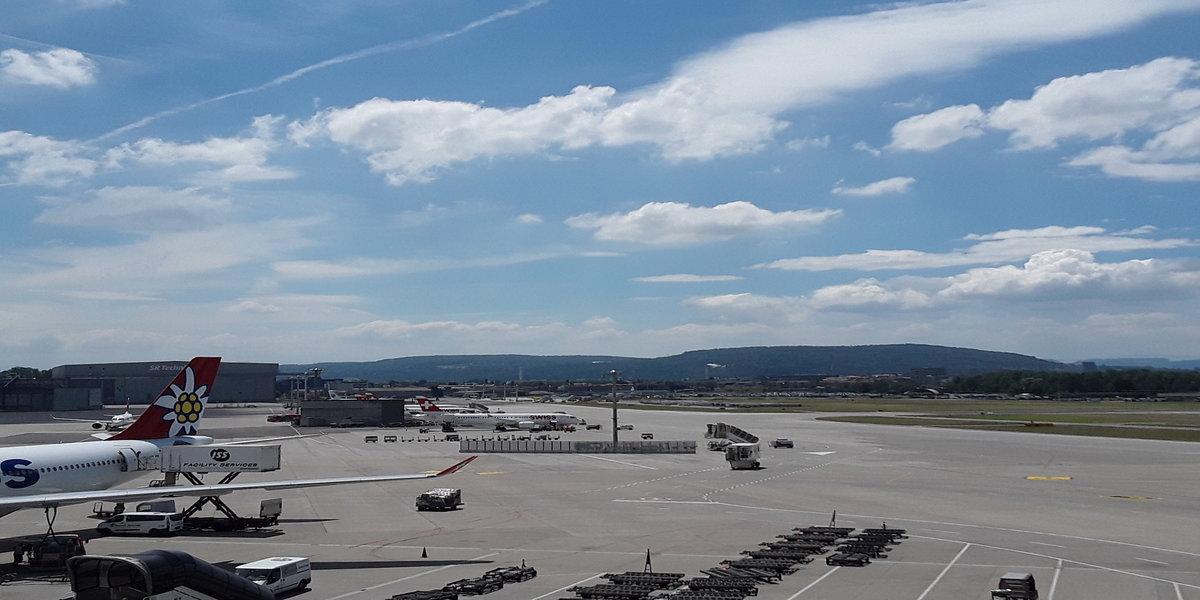 Billigfluglinien ab Zürich Schweiz Buchen