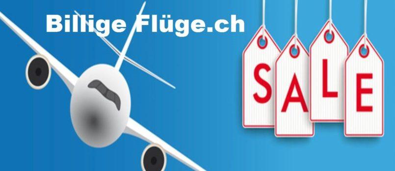 Billigflüge beste Seite um Günstige Flüge bei Billige Flüge.ch