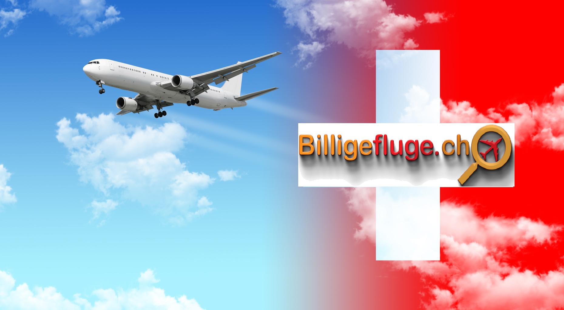 Billigflüge| Billige Flüge.ch| Günstige Flüge Buchen